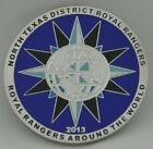 2013 Royal Rangers North Texas Winter Camp Challenge Coin