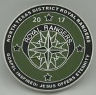 2017 Royal Rangers North Texas Pow Wow Challenge Coin