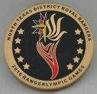 2016 Royal Rangers North Texas Pow Wow Challenge Coin