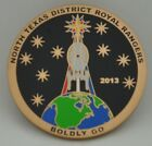 2013 Royal Rangers North Texas Pow Wow Challenge Coin