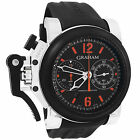 Graham Chronofighter Oversize Limited Edition Auto Men's Watch 2OVBV.B42A.K10S