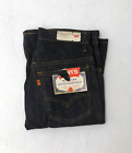 Vintage 1970s Levis 646 0217 NWT Deadstock Orange Tab Bell Bottom 29 30 NEW