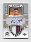 Ryan Nugent Hopkins 2011-12 The Cup On-Card Autograph Patch 05-06 Crosby D 10