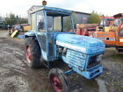 LEYLAND 253 2WD TRACTOR WITH PERKINS 3 CYLINDER RUNS WELL BUT BRAKES STUCK ON