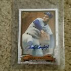 Sandy Koufax Auto Card #2 5 2017 Topps Gallery HALL OF FAME Dodgers SSP Rare HOF