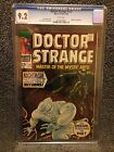 Doctor Strange #170 CGC 9.2 Jul 1968, WHITE pages beautiful copy