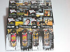 Tech Deck New  Thrashed Finger Skate boards Tony Hawk Willy Tory YOUR CHOICE