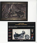 1993 Harley-Davidson FXRS Low Rider Convertible Motorcycle Photo TRADING CARD