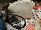 NWOT Brahmin Mini Duxburysatchel ivory red blk grey brown pecan ink tote hobo