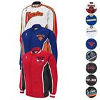 NBA Mitchell  Ness Authentic Hardwood Classics Vintage Warm Up Jacket Mens