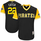 Pittsburgh Pirates MLB Authentic Little League World Series Player Jersey