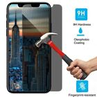 Anti Spy Privacy Tempered Glass Screen Protector For Apple iPhone X