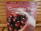B001N01PD2 Complete Food Companion 2009 Edition Weight Watchers