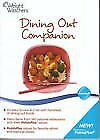 B004EE5QB6 Weight Watchers NEW 2011 Points Plus Dining Out Companion Dining out
