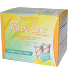 Threelac Original Natural Probiotic Candida Relief Formula 3Lac 60 servings by G