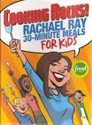B0066DI2WS Cooking Rocks Rachael Ray 30 Minute Meals for Kids Signed Copy