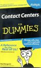 B000T8YS4W Contact Centers for Dummies