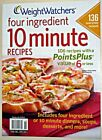 B005XCRIFK Weight Watchers Fall 2011 Four Ingredient 10 Minute Recipes Four In