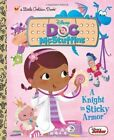 B00CF6DQM6 A Knight in Sticky Armor (Disney Junior: Doc McStuffins) (Little Gol