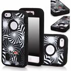 B00GYQBFJ4 Bayke Brand 3in1 Armorbox Armor Defender Bumper Case for Apple Iphon
