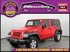 2016 Jeep Wrangler Unlimited Sport 4X4 Off Lease Only 2016 Jeep Wrangler Unlimited Sport 4X4 Regular Unleaded V-6 3.6 L