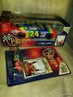 NASCAR set of 2 WINNERS CIRCLE CARS JEFF GORDON # 24