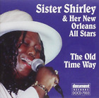Sydnor, Sister Shirley-The Old Time Way  CD NEU