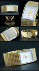 Strap from the Home Cavadini Men's Watch IP-Gold plated Milanese Band
