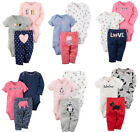 CARTERS Baby Infant Girls Clothes Outfit Set Newborn 3 6 9 12 18 24 Month NEW