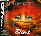 STS 8 MISSION Blind +2 JAPAN CD TECX-25678 Forced Entry Gun Barrel Red Circuit