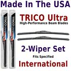 Buy American TRICO Ultra 2 Wiper Blade Set fits listed International 13 24 24