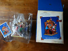 HALLMARK  CHRISTMAS ORNAMENT KRIS AND THE KRINGLES  2004 NEW IN BOX