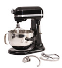 KitchenAid Professional 6 Qt Stand Mixer 67 Planetary Pts Commercial Attachments