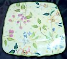 Tracy Porter EVELYN Collection Square Dinner Plate 11 3/4