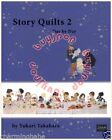 English Japanese Patchwork Craft Pattern Book Story Quilts Day by Day Vol 2
