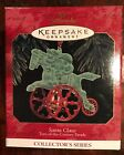 Santa Claus - Turn of the Century Parade Collector's Hallmark Keepsake Ornament