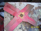 VINTAGE  IHC FARMALL  140 TRACTOR -ENGINE FAN - 1974