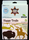 Slice Design Card Happy Trails 33752 NEW Ms+ by Making Memories