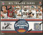 2011 Panini Playoff Contenders Football Factory Sealed 12 Box Hobby Case
