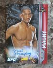 2015 Topps UFC Champions Trading Cards 6