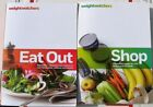 Weight Watchers Points Plus Values book set Shop grocery  Eat Out restaurant