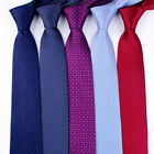 Men Tie business formal wedding 8cm striped Neck tie shirt dress Accessories
