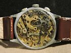 TISSOT BY OMEGA LEMANIA 1930'S CAL. 33.3 CHRONOGRAPH COMPAX 13ZN 30CH 13-20CH