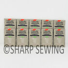 100 - 16X95LR #19 ORGAN LEATHER POINT NEEDLES INDUSTRIAL SEWING 16X231 16X257LR