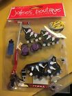 Jolees Boutique brand Street skates  scooter theme stickers NEW