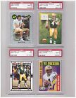 1991-2002 Classic Pacific Packers Skybox Brett Favre ROOKIE RC #30 PSA 10 9 HOF!