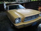 1974 Ford Mustang  1974 below $1300 dollars
