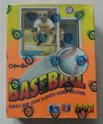1992 TOPPS BASEBALL - O PEE CHEE HOBBY BOX (36) PACKS