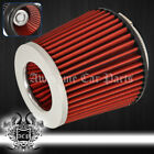"FOR MERCEDEZ BENZ 2.5"" RACING INDUCTION AUTOMOTIVE DRY INTAKE AIR FILTER CHROME"
