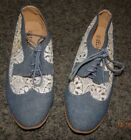 WOMANS SIZE 85 DELIAS BRAND OXFORDS NEW WITHOUT TAGS VERY NEAR EXCELLENT